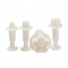 Blossom Plunger Cutters Set