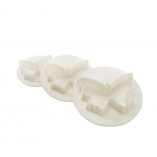 Butterfly Fondant Cutters Set