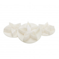 Large Calyx Fondant Cutters Set