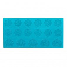 Arabesque Lace Silicone Mat