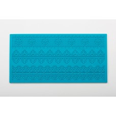 Dentelle Lace Silicone Mat
